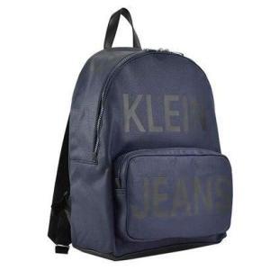 カルヴァンクラインジーンズ Calvin Klein Jeans COATED LOGO CAMPUS BP (MEDIEVAL BLUE)|ブランド公式 LOCOMALL ロコモール