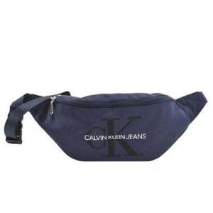 カルヴァンクラインジーンズ Calvin Klein Jeans MONOGRAM NYLONSTREET PACK (NAVY)|ブランド公式 LOCOMALL ロコモール
