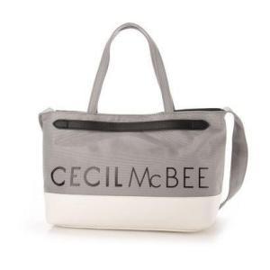 セシルマクビー CECIL McBEE TRAVEL CANVAS TOTE S (グレ?)|ブランド公式 LOCOMALL ロコモール