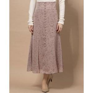 デイシー DEICY サテンストライプローズスカート (モカ)|ブランド公式 LOCOMALL ロコモール