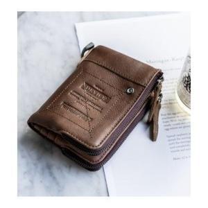 ディバイス DEVICE WORK ダブルジップ 二つ折り財布 (カーキ)|ブランド公式 LOCOMALL ロコモール