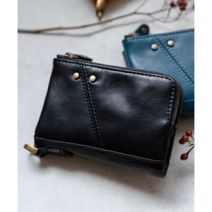 ディバイス DEVICE Control crass ダブルジップ折財布 (ブラック)|ブランド公式 LOCOMALL ロコモール