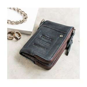 ディバイス DEVICE WORK ダブルジップ 二つ折り財布 (NV)|ブランド公式 LOCOMALL ロコモール