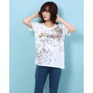 デシグアル Desigual Tシャツショートスリーブ TOKYO (ホワイト)|ブランド公式 LOCOMALL ロコモール