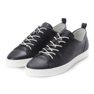 エコー ECCO GILLIAN Shoe (BLACK DARK SHADOW METALLIC) ブランド公式 LOCOMALL ロコモール