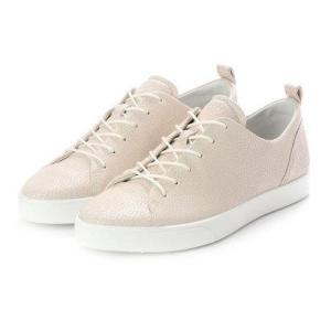エコー ECCO GILLIAN Shoe (ICE WHITE METALLIC) ブランド公式 LOCOMALL ロコモール