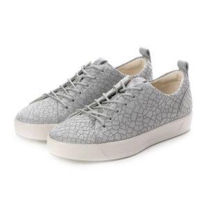 エコー ECCO SOFT 8 W Sneaker (WILD DOVE) ブランド公式 LOCOMALL ロコモール