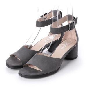 エコー ECCO SHAPE BLOCK SANDAL 45 Shoe (URBAN GREY) ブランド公式 LOCOMALL ロコモール