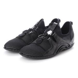 エコー ECCO VIBRATION 1.0 Shoe (BLACK) ブランド公式 LOCOMALL ロコモール