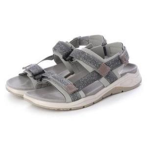 エコー ECCO Womens X-TRINSIC Flat Sandal (WILD DOVE/MOON) ブランド公式 LOCOMALL ロコモール