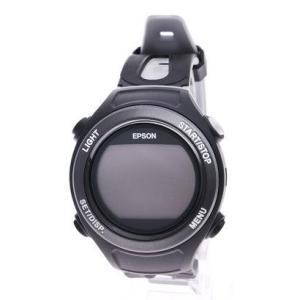 エプソン epson 時計 ランニングウォッチ リスタブルGPS SF-120B 5030