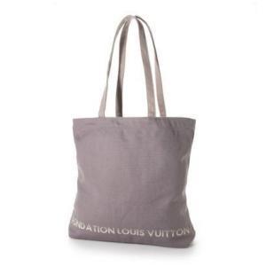 フォンダシオン ルイ ヴィトン Fondation Louis Vuitton トート バッグ パリ限定 国内 入手困難 (グレー)|ブランド公式 LOCOMALL ロコモール