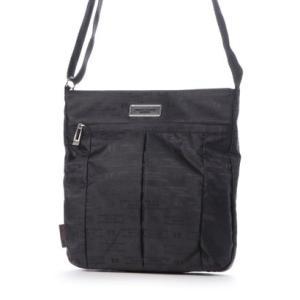 ヒロココシノスポーツ HIROKO KOSHINO SPORTS 縦ショルダーバッグ (ブラック)|ブランド公式 LOCOMALL ロコモール
