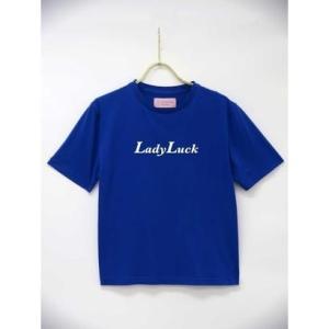 ハニーミーハニー HONEY MI HONEY LadyLuckT-shirt/レディーラックTシャツ (ブルー)|ブランド公式 LOCOMALL ロコモール