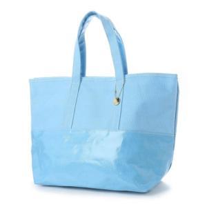 ジジ トラヴァイユ JiJi travail キャンバスビッグトートバッグ (ブルー) ブランド公式 LOCOMALL ロコモール