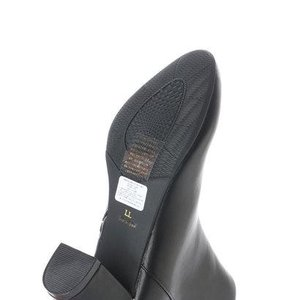 ジェリービーンズ JELLY BEANS メタルポイントヒールショートブーツ 141-7392 (黒)|locondo-shopping|05