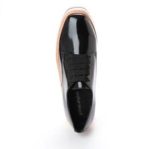 ジェフリーキャンベル Jeffrey Campbell シャークソール厚底スニーカー (ブラック)|locondo-shopping|04