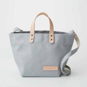 クラソ Kraso デイリーサイズがうれしい 日本製のカラー帆布 ショルダートートバッグ (シルバー)|ブランド公式 LOCOMALL ロコモール