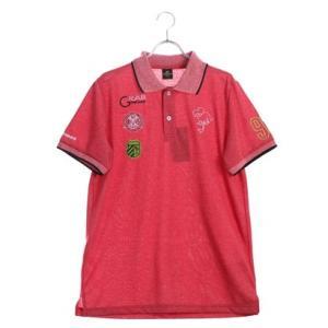 キスマーク kissmark メンズ ゴルフ 半袖シャツ ゆったりサイズ有り KM-1H1008P|ブランド公式 LOCOMALL ロコモール