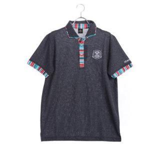 キスマーク kissmark メンズ ゴルフ 半袖シャツ ゆったりサイズ有り KM-1H1018P|ブランド公式 LOCOMALL ロコモール