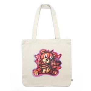 リトルサニーバイト little sunny bite lefthand x little sunny bite graffiti tote bag|ブランド公式 LOCOMALL ロコモール