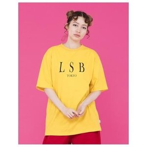 little sunny bite LSBTOKYOtee/シンプルロゴTシャツ YELLOW|ブランド公式 LOCOMALL ロコモール