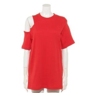 カットスリーブサーマルトップ (RED)|ブランド公式 LOCOMALL ロコモール