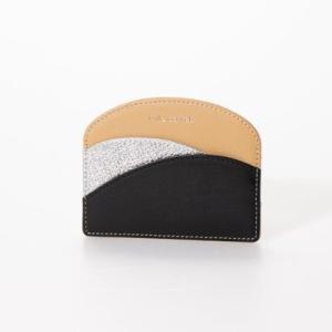 ミル コレット Mille corret 【Mille corret】ONDA カードケース レディース 名刺入れ カードホルダー 和風 伝統柄 (ブ|ブランド公式 LOCOMALL ロコモール