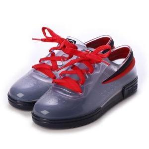 メリッサ melissa Sneaker +Fila (CLEAR)|ブランド公式 LOCOMALL ロコモール