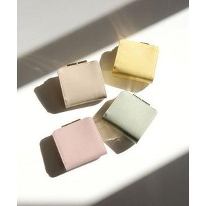 ミアン MIAN レザー スリム二折り財布 (ピンク) ブランド公式 LOCOMALL ロコモール