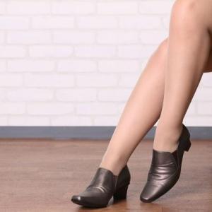 ミッシー デ ミッシー missy des missy 4.5cmブーティパンプス(ブロンズ)|locondo-shopping|06