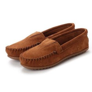 ミネトンカ Minnetonka GORE FRONT MOC 42L (BROWN)
