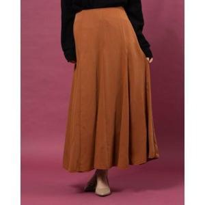 ミッシェルクラン アウトレット MICHEL KLEIN outlet スカート (キャメル)|ブランド公式 LOCOMALL ロコモール