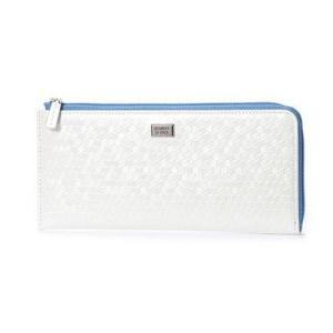 ナチュラルビューティー バッグアンドウォレット NATURAL BEAUTY BAG & WALLET シャイニードット (ホワイト)|ブランド公式 LOCOMALL ロコモール