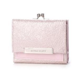 ナチュラルビューティー バッグアンドウォレット NATURAL BEAUTY BAG & WALLET リンクル (ピンク)|ブランド公式 LOCOMALL ロコモール