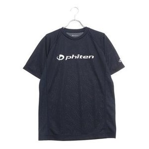ファイテン Phiten バレーボール 半袖Tシャツ RAKUシャツSPORTS(吸汗速乾)半袖 J...