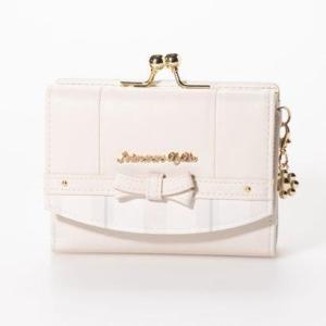 プリムヴェールリズリサ Primevere LIZ LISA エナ 二つ折りガマ口財布 (ホワイト)|ブランド公式 LOCOMALL ロコモール