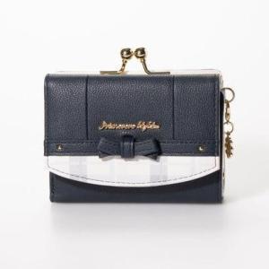 プリムヴェールリズリサ Primevere LIZ LISA エナ 二つ折りガマ口財布 (ネイビー)|ブランド公式 LOCOMALL ロコモール