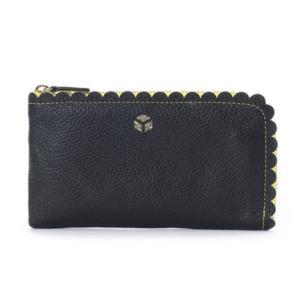 ペレボルサ PELLE BORSA 財布 (ブラック)|ブランド公式 LOCOMALL ロコモール