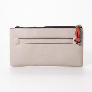 ペレボルサ PELLE BORSA 長財布 (サンドベージュ)|ブランド公式 LOCOMALL ロコモール