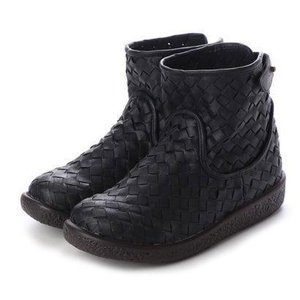 リンクローバー Rin Clover メッシュショートブーツ (ブラック)|ブランド公式 LOCOMALL ロコモール