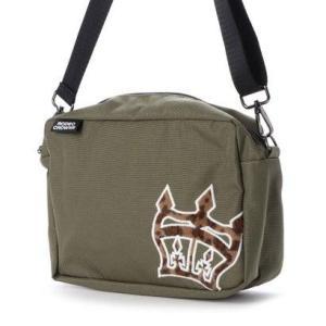 ロデオクラウンズ RODEO CROWNS Animal2 SQUARE BAG C06-1-00040 (カーキ)|ブランド公式 LOCOMALL ロコモール