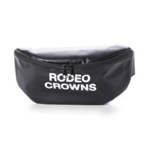 ロデオクラウンズ RODEO CROWNS TARPAULIN BELT POUCH C06-1-00024 (ブラック)|ブランド公式 LOCOMALL ロコモール
