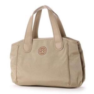 サボイ SAVOY ナイロン系素材のバッグ (ベージュ)|ブランド公式 LOCOMALL ロコモール