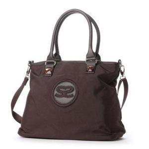 サボイ SAVOY ナイロン系素材のバッグ (ブラウン)|ブランド公式 LOCOMALL ロコモール