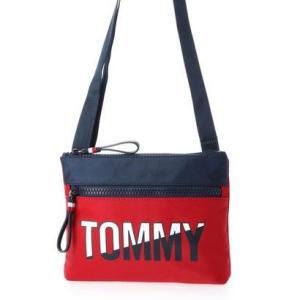 トミーヒルフィガー TOMMY HILFIGER AVA II-CROSSBODY-NYLON (ネイビー) ブランド公式 LOCOMALL ロコモール