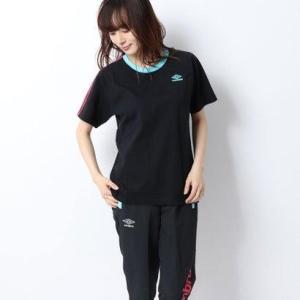 アンブロ UMBRO レディース 半袖機能Tシャツ HEWハンソデTシヤツ ULWPJB57|ブランド公式 LOCOMALL ロコモール