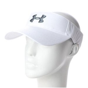 アンダーアーマー UNDER ARMOUR メンズ ゴルフ サンバイザー UA Core Golf ...