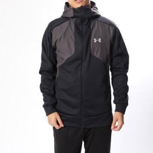 アンダーアーマー UNDER ARMOUR メンズ 野球 長袖ウインドブレーカー UA Stretch Fleece Jacket 1319730 locondo-shopping