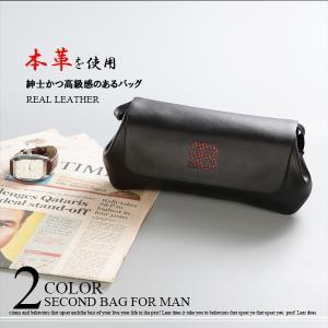 ギフト セカンドバッグ メンズ 本革 日本人気 セカンドバック 多機能 メンズ 革 ブランド クラッチバッグ カジュアル 黒 ブラウン 丸 locoprime
